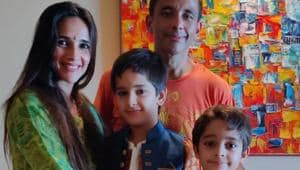 Independence Day special: Tara Sharma Saluja teaches her kids about celebrating unity in diversity