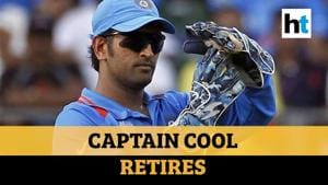 'Consider me as retired': MS Dhoni retires from international cricket