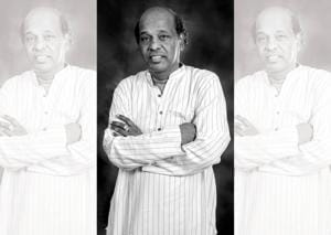 Urdu poetry was never as big on Indore's cultural scene but Rahat Indori changed that.(Tanveer Farooqui)