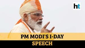 PM pushes for self-reliant and healthy India in Independence Day speech