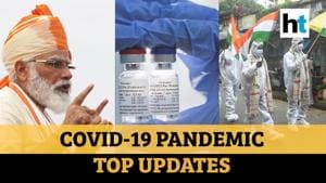 Covid update: Russia starts vaccine production; PM Modi on 3 vaccine trials