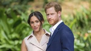 Harry and Meghan got married in 2018(Photo: AP)