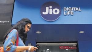 KV Vishwanathan, counsel for Jio, told the Supreme Court on Friday that the company is paying SUC to the government.(Reuters File Photo)