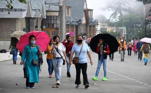 Tourism sector association says restrictions in Himachal are the most stringent in the country and this was not only causing revenue loss to the government but also resulting in job losses and near collapse of the hospitality industry.(HT File)