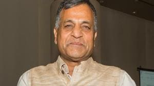 Ashok Lavasa's term in the EC would have ended in October 2022 had he become the Chief Election Commissioner (CEC).(Hindustan Times)