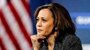 Several prominent Indian-Americans have applauded Kamala Harris formally becoming the Democratic Party nominee to be the US vice-president(REUTERS)