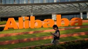 """""""We believe global trade will continue, and Alibaba's active pursuit of our mission 'to make it easy to do business anywhere' is fully aligned with the interests of both China and the US,"""" CEO Zhang said.(Reuters file photo)"""
