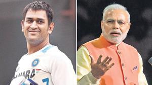 Prime Minister Narendra Modi writes heartfelt letter of appreciation to MS Dhoni - Read full text of letter