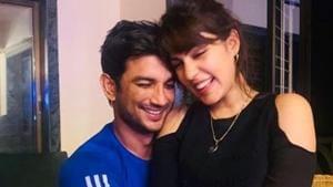 Rhea Chakraborty had previously identified herself as Sushant Singh Rajput's girlfriend.