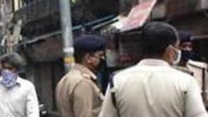 nationwide lockdown and curfew in the wake of coronavirus pandemic, in Bhopal, Friday, March 27, 2020. (PTI Photo) (PTI27-03-2020_000079B)(PTI)