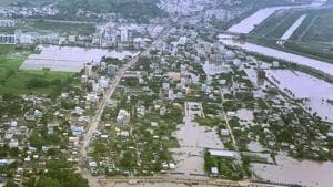 Earlier, flooding was seen in villages of the state's East and West Godavri districts and there is still no indication of improvement.(PTI file photo. Representative image)