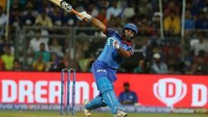 File image of Rishabh Pant.(IPL)