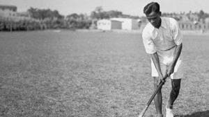 Dhyan Chand was a hockey magician who could conjure up scoring opportunities at will and a patriot who turned down an offer the Fuhrer thought he couldn't refuse. Major Dhyan Chand was all these and then some.(Corbis)