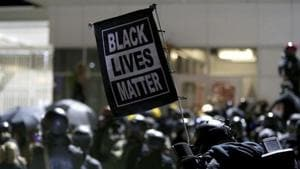 Demonstrations against racism and police brutality have swept the United States since the death in May of George Floyd, a 46-year-old Black man(AP)