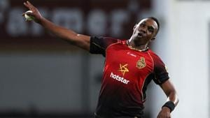 Dwayne Bravo has played for over 20 teams in his career.(Getty Images)