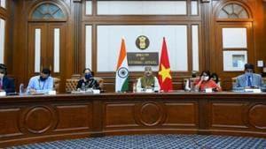 The people said bilateral meetings had so far been arranged between Rajnath Singh and S Jaishankar and their Russian counterparts, though there were no proposals as of now for meetings with the Chinese ministers expected to attend the SCO meetings. (Photo @DrSJaishankar)