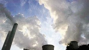 Last month Union environment minister Prakash Javadekar had said that India has achieved reduction of 21 per cent in emission intensity of its GDP between 2005 and 2014, thereby achieving its pre-2020 voluntary target.(BLOOMBERG NEWS)