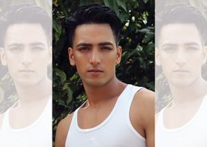 Gorav Sidhu (A Punjab based model and actor).(Yatan Ahluwalia)