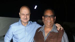 Anupam Kher and Satish Kaushik have shot for Vivek Agnihotri's new film The Last Show.