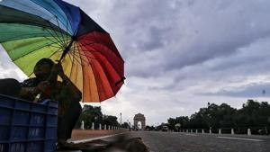 IMD data showed that August reported the highest rainfall of the season. This August was also the second-wettest monsoon in 12 years.(HT Photo)