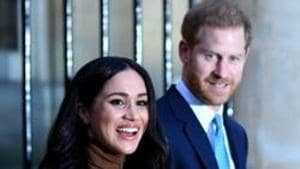 """Meghan, formally known as the Duchess of Sussex, has no plans to return to acting under the deal. She is a former star of the USA Network television show """"Suits.""""(REUTERS)"""