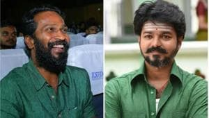 Vetrimaaran is in talks with Vijay for a film.