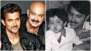 Rakes Roshan is proud of his son Hrithik Roshan's success.
