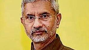 S Jaishankar, Minister of External Affairs of India(File photo)