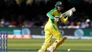 Cricket - ICC Cricket World Cup - New Zealand v Australia - Lord's, London, Britain - June 29, 2019 Australia's Usman Khawaja in action Action Images via Reuters/John Sibley/Files(Action Images via Reuters)