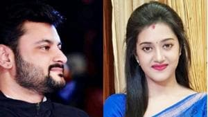 Mohanty and Priyadarshini, both leading actors of Odia film industry got married in 2014.