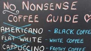 """""""What an awesome way to simplify coffee for all,"""" posted a Twitter user.(Twitter/@hvgoenka)"""