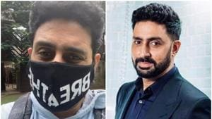 Abhishek Bachchan was admitted to hospital after testing positive to coronavirus.