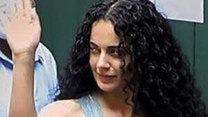 Bollywood actor Kangana Ranaut is at the centre of a storm in Maharashtra politics surrounding her allegations linked to Sushant Singh Rajput's death.(PTI Photo)