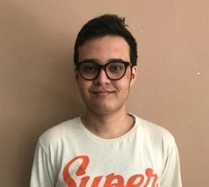 Aryan Gupta, 18, of Jammu topped J&K in the JEE Main, the result of which was declared on Friday night. He plans to undertake as many mock tests as possible and analyse his performance in the run-up to the JEE Advanced on September 27.(HT Photo)