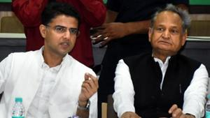 Sachin Pilot writes to Ashok Gehlot raising Gujjar issues in Rajasthan