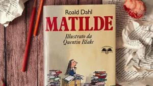 Roald Dahl's name has certainly been immortalised as one the greatest writers of the 20th Century.(Instagram @booksworldit)