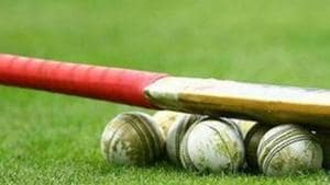 Cricket bat and balls.(Getty Images)