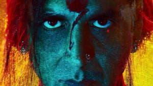 Akshay Kumar's still from Laxmmi Bomb teaser.