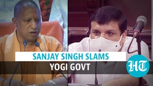 'I may be in jail soon': Sanjay Singh slams Yogi govt over sedition case