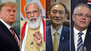 India readies for QUAD and 2 plus 2 dialogues, China is elephant in the room