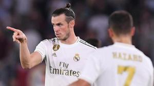 Gareth Bale heading to London to complete Tottenham return