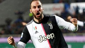 Gonzalo Higuain leaves Juventus, set for Miami switch