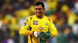 IPL2020:'Wanted to know if we can have a slip with social distancing guidelines' - MSDhoni jokes at the toss