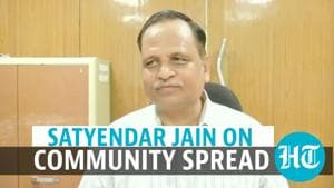 Does Delhi have Covid community spread? State health minister comments