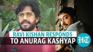 'Hurt, quite shocked': Ravi Kishan to Anurag Kashyap's 'weed' accusations