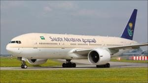 Second batch of Indian deportees from Saudi Arabia to arrive on Sept 24(Twitter/JPJets_Group)