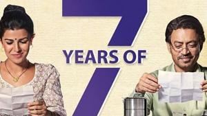 The Lunchbox released in 2013 and starred Nimrat Kaur, Irrfan Khan and Nawazuddin Siddiqui.