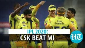 IPL 2020: CSK beat MI by 5 wickets in Game 1