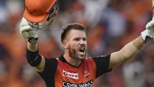 David Warner lands for IPL joyride, ready for Jofra Archer threat