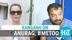 Kangana Ranaut on Anurag Kashyap harassment charge: 'Many big heroes...'